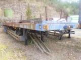 トレールモービル  トレールモービル まな板 2軸