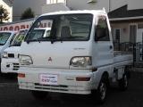 三菱 ミニキャブトラック 低価格車、5速、AC、パワステ付き!