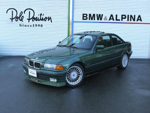 BMWアルピナ B3クーペ 3.0 /1 ワンオーナーカー