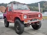 ジムニー 幌 CC 4WD 走行不明(5桁メータのため)