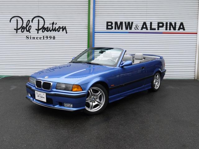 BMW M3クーペ  貴重M3カブリオレ