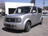 日産 キューブキュービック 1.5 15S FOUR Vセレクション 4WD