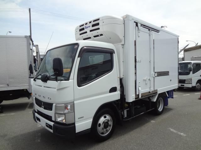 三菱ふそう キャンター 冷凍車 H23 -30度 低温 スタンバイ付