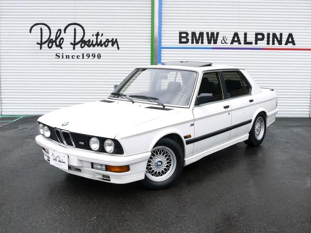 BMW 535i  Mテクニック