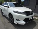 トヨタ ハリアー 2.0 プレミアム アドバンスドパッケージ スタイルモーヴ