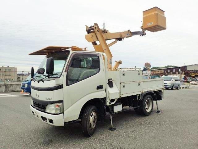日野 デュトロ 高所作業車 H18 SH081 8m 5.7万km