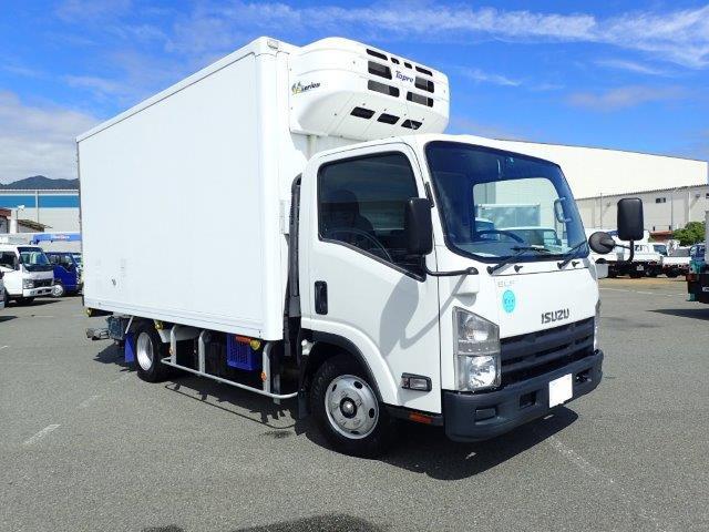 いすゞ エルフ 冷蔵冷凍車 H24 -30度 低温 スタンバイ PG