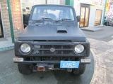 ジムニー  4WD!