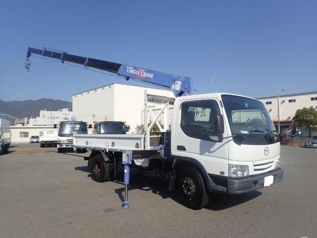 マツダ タイタン クレーン H13 3.5t 5段ラジコン L370