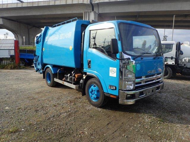 いすゞ エルフ パッカー車 H20 6.9M3 プレス式 2.5t