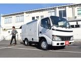 トヨタ ダイナ 洗浄車