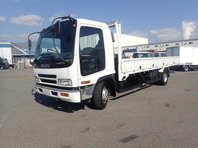 いすゞ フォワード トラック H16 4.15t 4.6万km ①