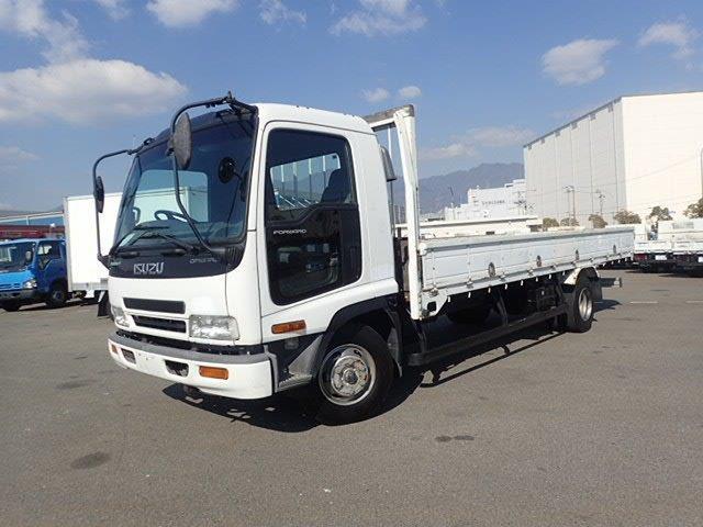 いすゞ フォワード トラック H16 平ボディ 4.15t 5万km