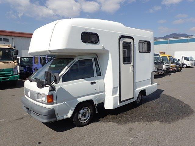 トヨタ タウンエーストラック  H10 キャンピングカー ガソリン 検付