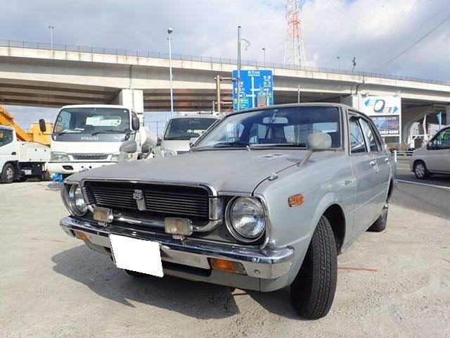 トヨタ カローラ  S50 1400ハイデラックス 旧車