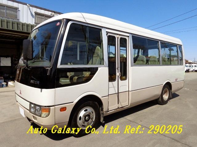 三菱ふそう ローザ CX (290205)三菱ローザCX26人乗り