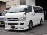 トヨタ ハイエースバン ロング DX