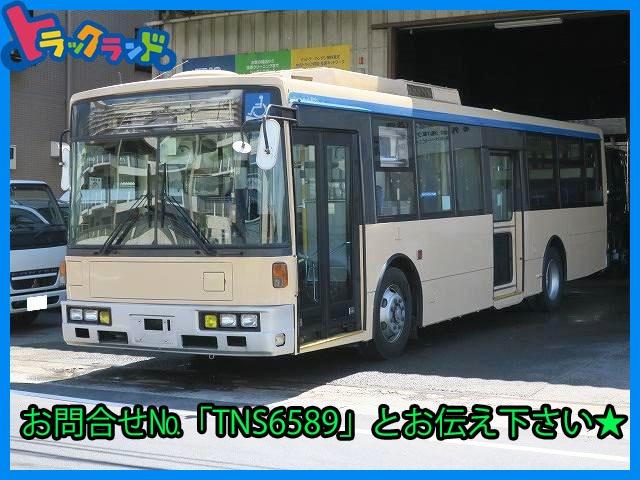 日産ディーゼル スペースランナー  76人乗りノンステップバス