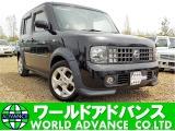 日産 キューブ 1.4 EX 4WD
