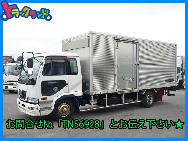UDトラックス コンドル ウイング コンビゲート 両サイド扉付!