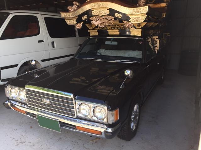 トヨタ クラウンバン 2.0 スタンダード 宮型霊柩車