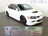 三菱 ランサーエボリューション 2.0 GSR VIII 4WD