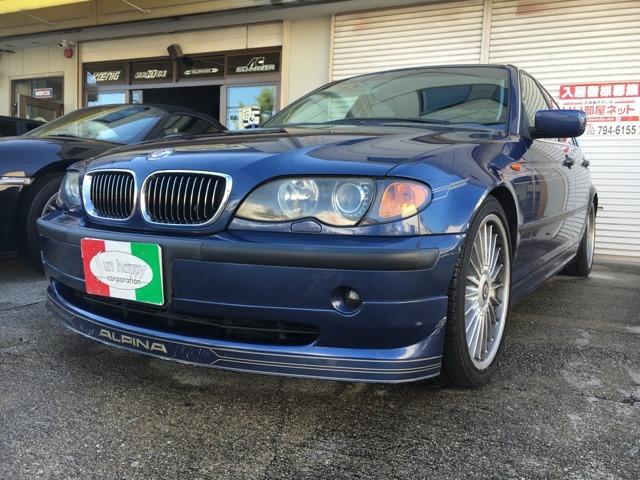 BMWアルピナ B3  S 1オーナー サンルーフ