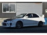 三菱 ランサーエボリューション 2.0 GSR V 4WD