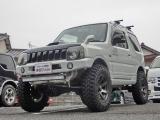 スズキ ジムニー FIS フリースタイル ワールドカップ リミテッド 4WD
