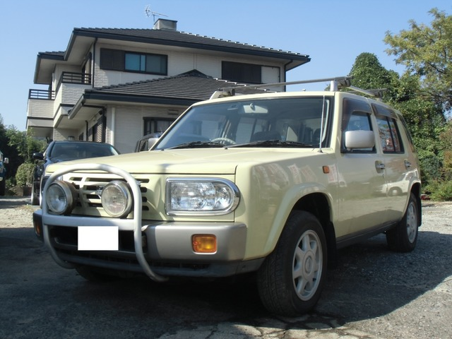 日産 ラシーン 1.5 タイプII 4WD ☆フル装備☆ETC☆