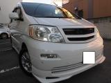 トヨタ アルファード 2.4 V AX Lエディション ウェルキャブ助手席リフトアップシート車全自動 Aタイプ