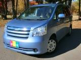 トヨタ ノア 2.0 X Lセレクション サイドリフトアップシート装着車 4WD