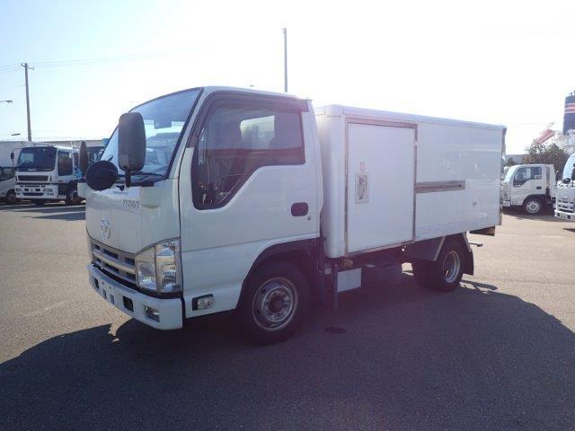 マツダ タイタン 冷凍車 H24 低温 -30度 1.5t