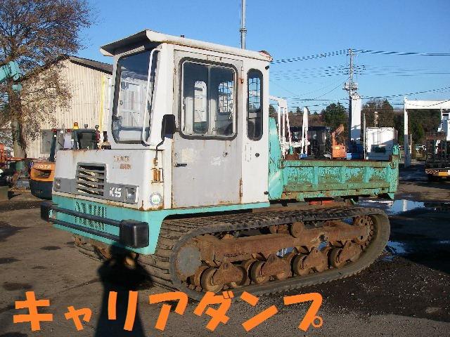 その他 日本 /その他 日本  キャビン付IHI製IC45キャリアダンプ