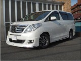 トヨタ アルファード 3.5 350G プレミアムシートパッケージ 4WD