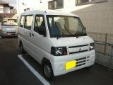 三菱 ミニキャブバン CD ハイルーフ 4WD
