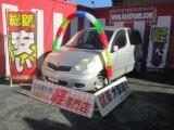 トヨタ ファンカーゴ 1.3 X ペアベンチバージョン