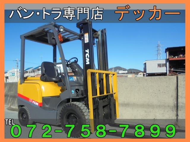 その他 日本 /その他 日本  フォークリフト1.5t 稼働324.6h