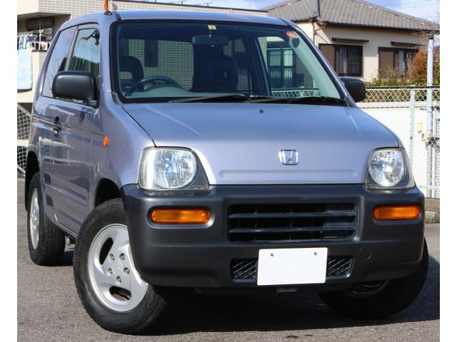 ホンダ Z  ミッドシップ+4WD