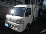 ダイハツ ハイゼットトラック カラーアルミ低温冷凍車