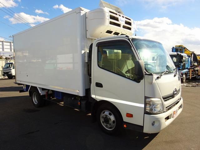 日野 デュトロ 冷凍車 低温 スタンバイ装置 ロング 3t積み