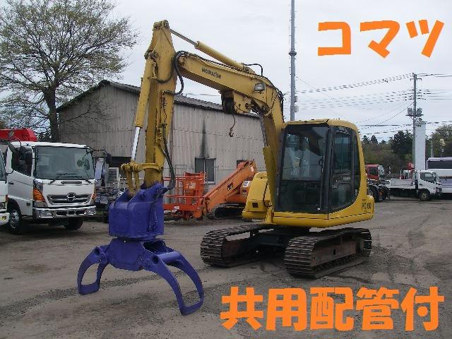 その他 日本 /その他 日本  ユアツショベル PC60-7 林業仕様