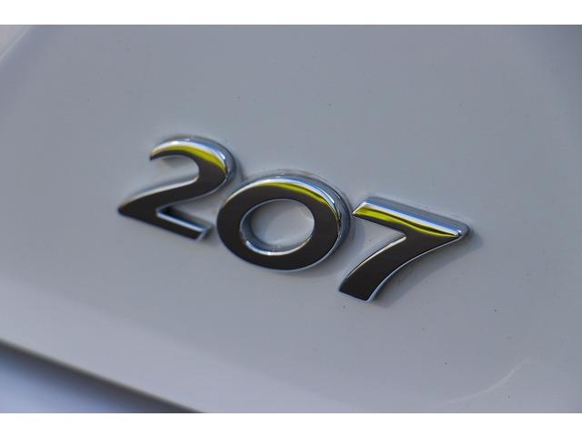 プジョー 207