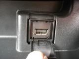 USB付き。