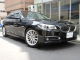 BMW 528i ツーリング ラグジュアリー