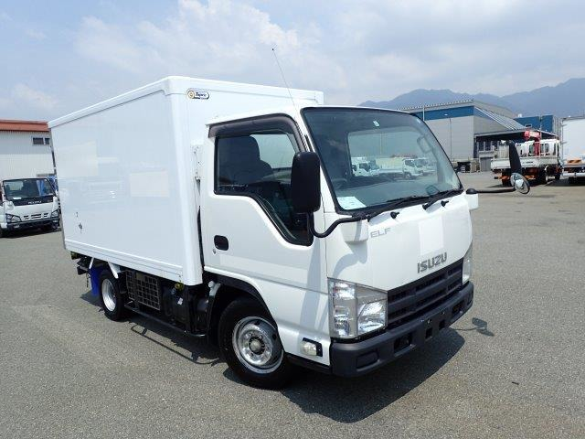 いすゞ エルフ 冷蔵冷凍車 H22 -30度 1.5t 10尺 低床