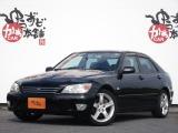 トヨタ アルテッツァ 2.0 RS200 Zエディション 革巻ステア 純正17アルミ ETC