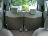 後部座席も同様に大変綺麗な状態です!
