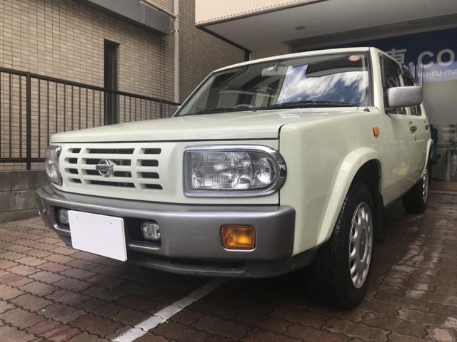日産 ラシーン 1.5 タイプI 4WD ナビ・ETC