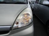 右ヘッドライト(点灯)